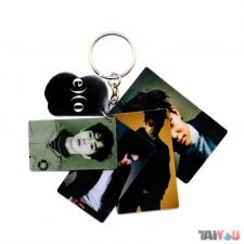 Porte-clés Multi-photos - Suho (EXO) [318-A]