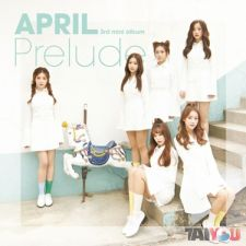 APRIL - Prelude - 3rd Mini Album