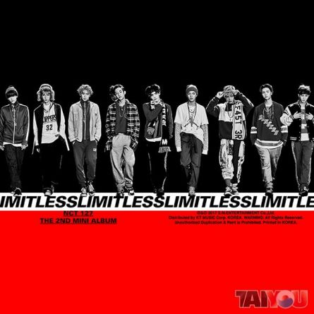 NCT 127 - Limitless - Mini Album Vol.2
