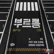 SF9 - Burning Sensation - Mini Album Vol.1