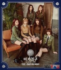 GFRIEND - The Awakening - Mini Album Vol.4 [Vers.MILITARY]