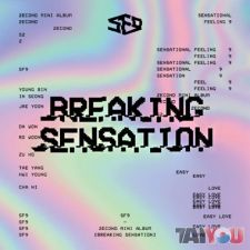 SF9 - Breaking Sensation - Mini Album Vol.2