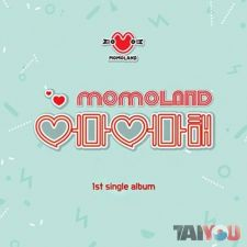 MOMOLAND - Omaha Sea - Single Album Vol.1