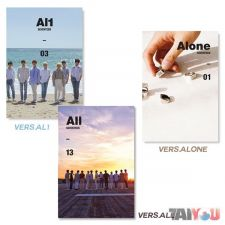SEVENTEEN - AL1 - Mini Album Vol.4