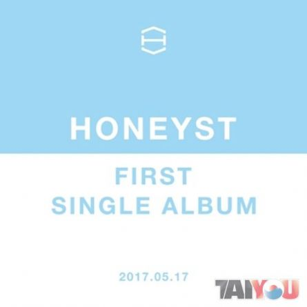 HONEYST - Single Album Vol.1