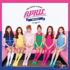 APRIL - MAYDAY - Single Album Vol. 2