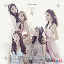 STELLAR - Stellar Into The World - Mini Album Vol.3