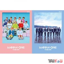 WANNA ONE - TO BE ONE - Mini Album Vol. 1