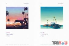 WINNER - OUR TWENTY FOR - Single Album