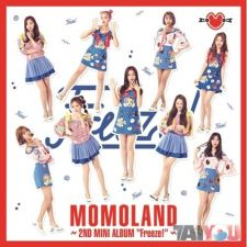 MOMOLAND - Freeze ! - Mini Album Vol. 2
