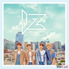 IZ - ALL YOU WANT - Mini Album Vol.1