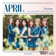 APRIL - Eternity - 4th mini album