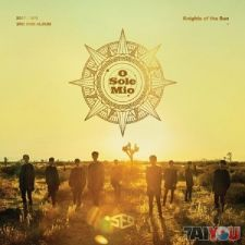 SF9 - Knights of the Sun - Mini Album Vol. 3