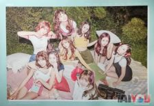 Poster officiel - TWICE - TWICEtagram [Vers.A]
