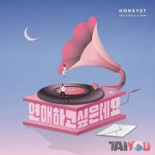 HONEYST - Someone to Love - 2nd single album