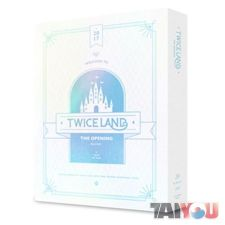 TWICE - TWICELAND : The Opening Concert (2 Blu-ray)