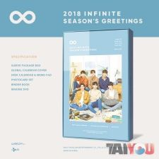INFINITE - Season's Greetings 2018