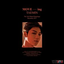 Taemin (SHINee) - MOVE-Ing - Vol.2 [Repackage]