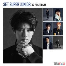 Poster - Set 24 - SUPER JUNIOR