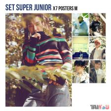 Poster - Set 25 - SUPER JUNIOR