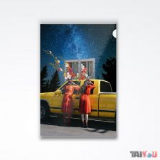 Porte-documents - Red Velvet [224]