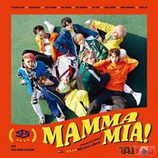 SF9 - Mamma Mia - Mini Album Vol.4
