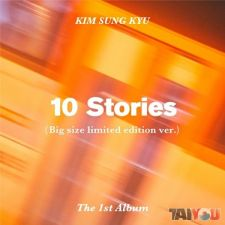 Kim Sung Kyu (INFINITE)  - 10 Stories - The 1st Album [Limited Edition]