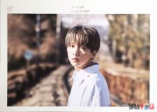 Poster officiel - Jeong Sewoon - After [DAY] Special