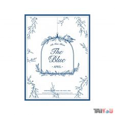 APRIL - The Blue - 5th Mini Album