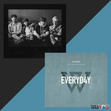 WINNER - Everyd4y - Vol.2
