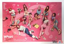 Poster officiel - TWICE - What is Love ? - Version A