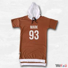 Sweat bicolore - Mark (GOT7) [BM-12]