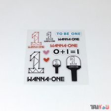 Stickers - WANNA ONE