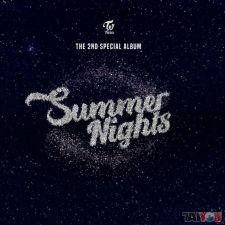 TWICE - Summer Nights - Special Album Vol. 2
