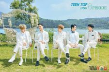 TEEN TOP - TEEN TOP Story : 8pisode - Vol.8 [Repackage]