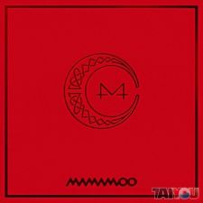 MAMAMOO - Red Moon - Mini Album Vol.7