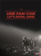 UNB - 2018 UNB FAN-CON [LET'S BEGIN, UNME] DVD (2 DVD + 1 CD)
