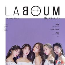 LABOUM - Between Us - 5th Single Album