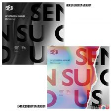 SF9 - Sensous - Mini Album Vol.5