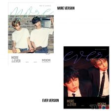 MXM (BRANDNEW BOYS) - More Than Ever - 1st Album