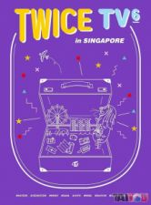 TWICE - TWICE TV6 : TWICE IN SINGAPORE (3 DVD)