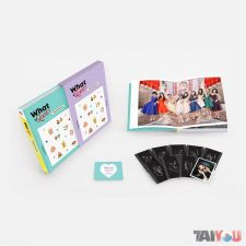 TWICE - WHAT IS LOVE ? MONOGRAPH - Edition Limitée