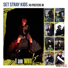 Poster - Set 55 - Stray Kids