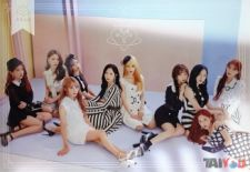 Poster officiel - WJSN (Cosmic Girls) - WJ Please ? - Version C