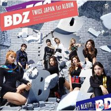 TWICE - BDZ - Japan 1st Album [Normal Edition]