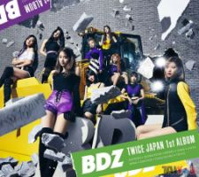 TWICE - BDZ - Japan 1st Album [Limited Edition - Ver.A]