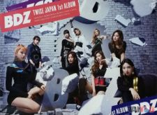 Poster officiel - TWICE - BDZ