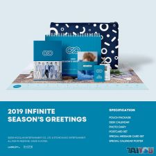INFINITE - Season's Greetings 2019