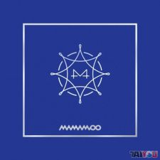 MAMAMOO - BLUE ; S - Mini Album Vol.8