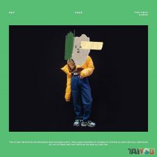 KEY (SHINee) - FACE - Vol.1